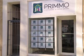 Logo PRIMMO SALON